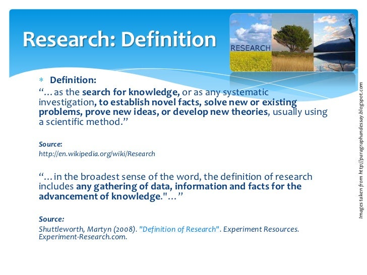what is research proposal wikipedia