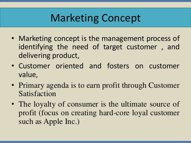 contrast between different marketing concepts Traditional concept marketing is a marketing strategy a company uses to determine if it can produce a viable product consumers want or need, whether the company can produce enough product to fill.
