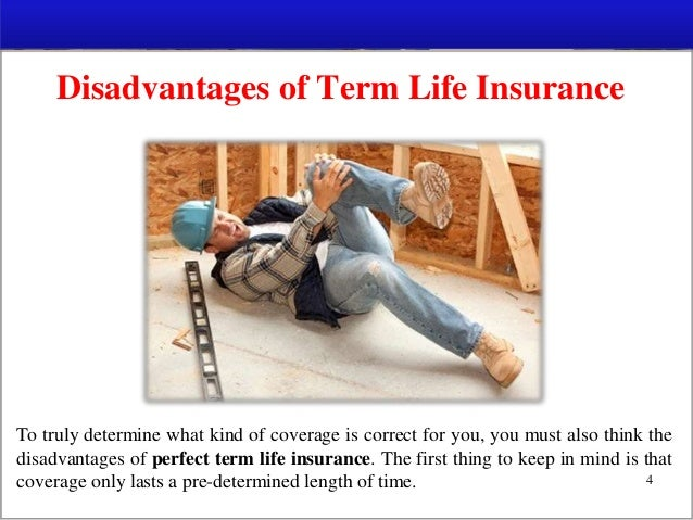 Difference Between Term Life Insurance and Whole Life ...