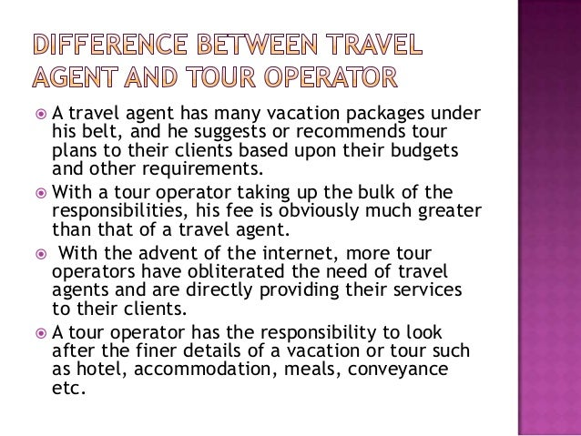 Difference Between Tour and Travel