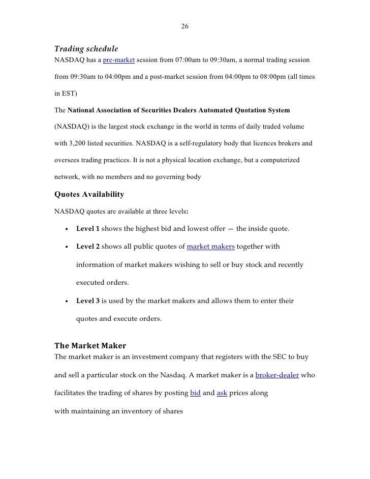 Nasdaq Premarket Quotes Mesmerizing Nasdaq Quotes Pre Market Best Adorable Premarket Quotes