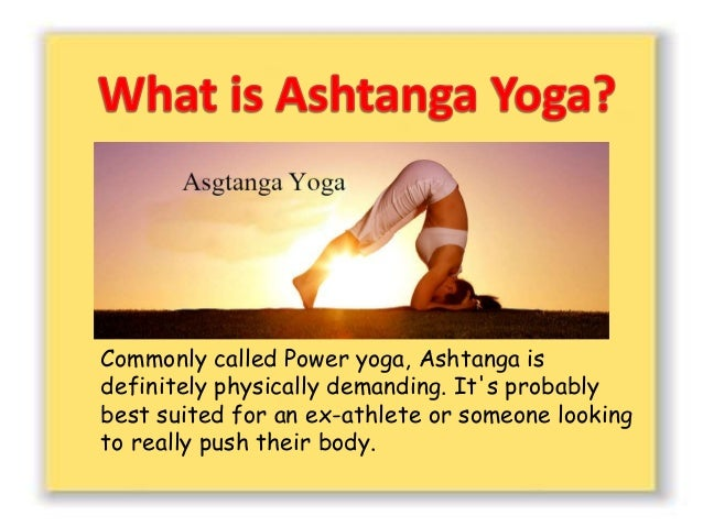 Difference Between Hatha Yoga & Ashtanga Yoga