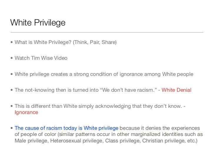 privilege power and difference essay Raising awareness of class privilege among students:  raising awareness of class privilege among students  power, privilege and difference.