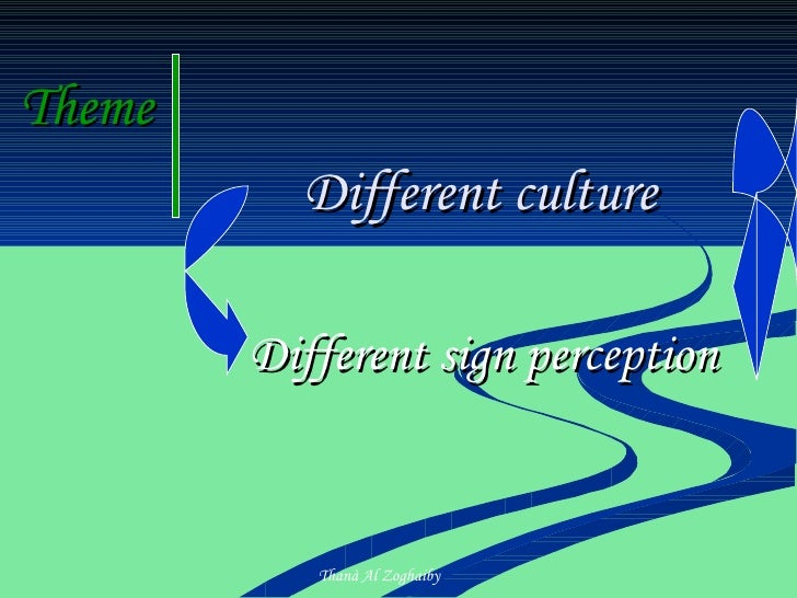 cultural differences in the trust perception Cultural differences and their manifestations: the perception of time is a traditional sphere of cultural difference merry-go-rounds and games involving trust.