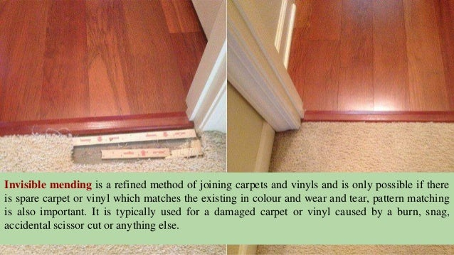 Different Types Of Carpeting Issues