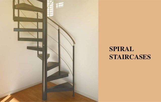 Different types of staircases for houses for Staircases types