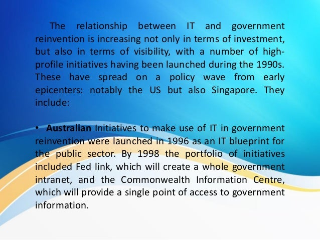 Different approaches to information age reform singapore 10 malvernweather Image collections