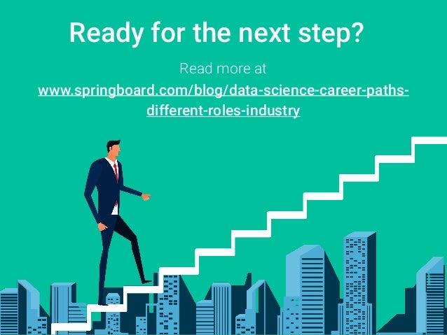 career paths  data science