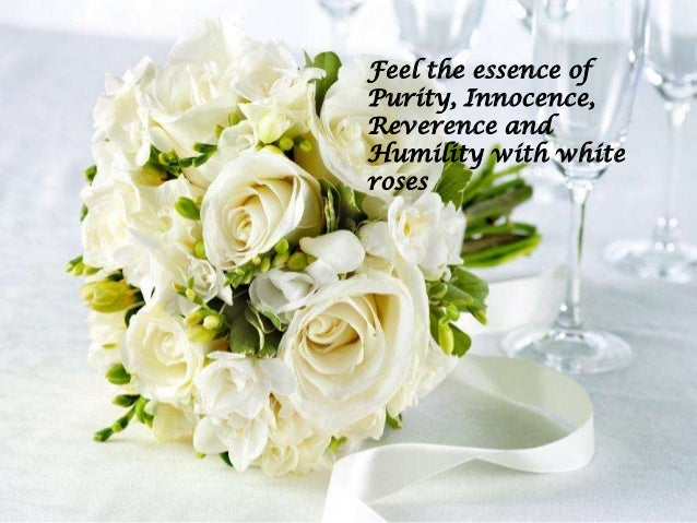 Colors of roses with their meanings flowerzncakez celebrate love with a bridal white rose bouquet mightylinksfo Images