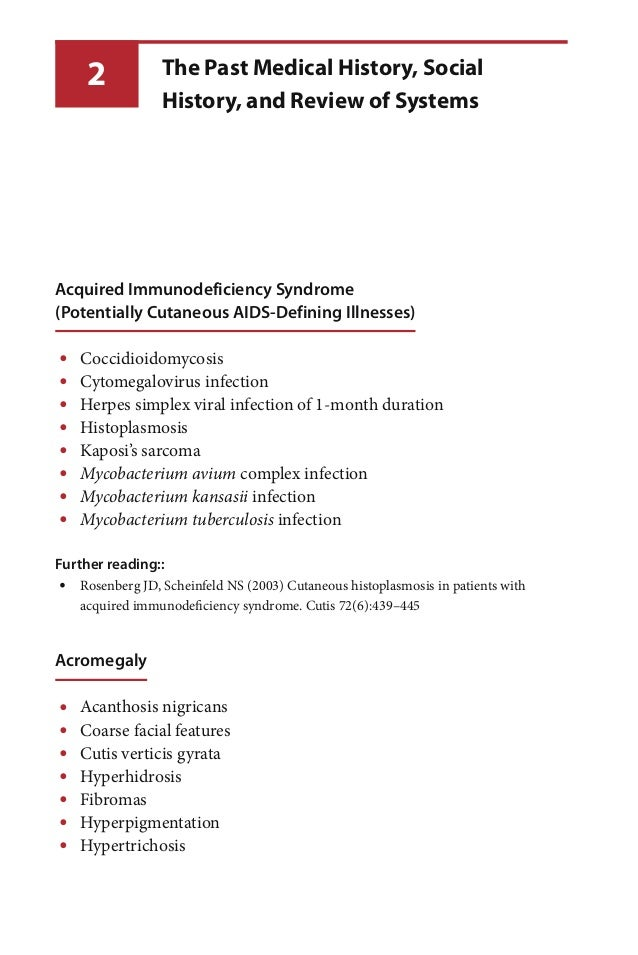2Acquired Immunodeficiency Syndrome(Potentially Cutaneous AIDS-Defining Illnesses)Coccidioidomycosis•Cytomegalovirus infec...