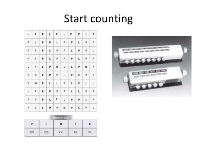 AUTOMATED COUNTING • It is done by electronic counting method. • Coulter – Automated haemanalyser. • There are 3 types of ...