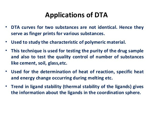 Analysis applications and to pdf techniques thermal introduction