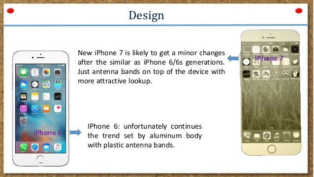 3 Design IPhone 6 7 Unfortunately Continues The