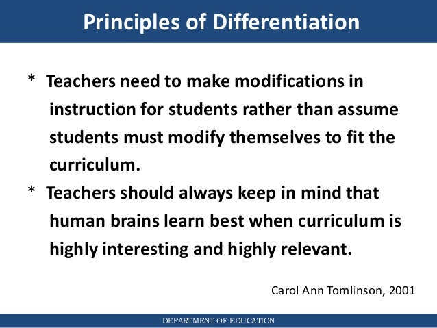 the differentiated classroom by carol ann tomlinson pdf
