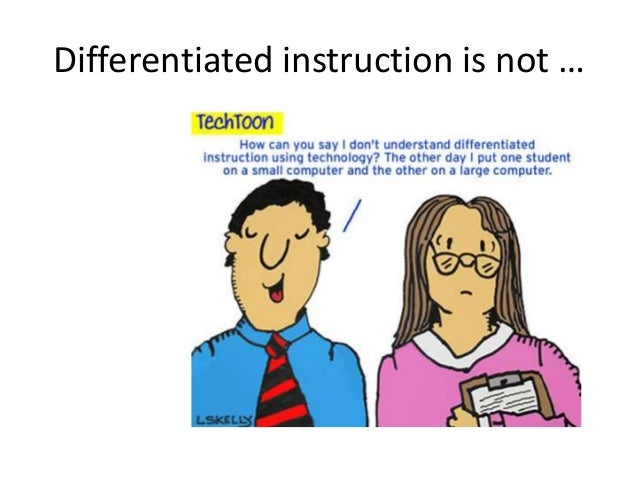 Online MEd Program in Differentiated Instruction | Edmund ...