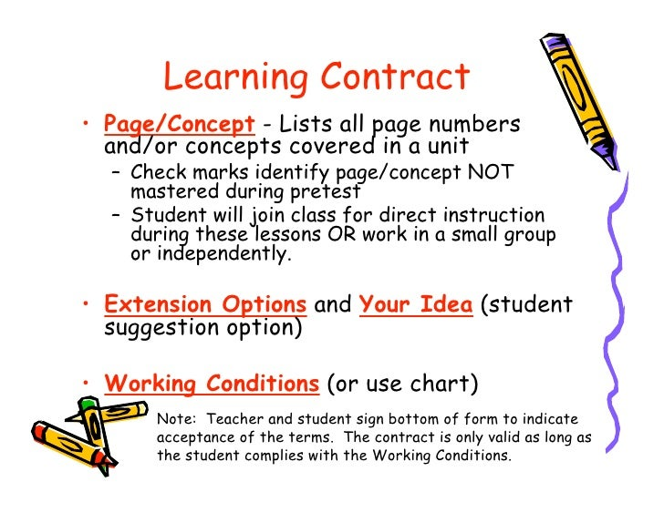 Learning Contract Template Life Coaching Contract Template Coaching