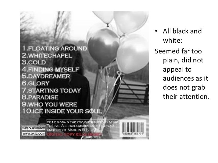 different ideas for cd back cover, Powerpoint templates
