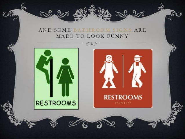 Different Kinds Of Custom Restroom Signs - Custom bathroom signs