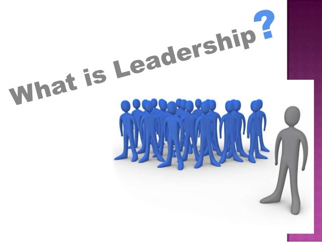 different leadership styles used in the