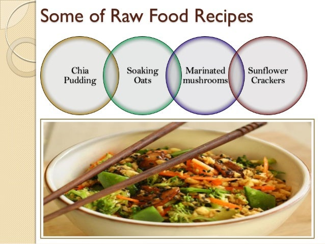 Different kinds of raw food recipes 3 some of raw food recipes forumfinder Gallery