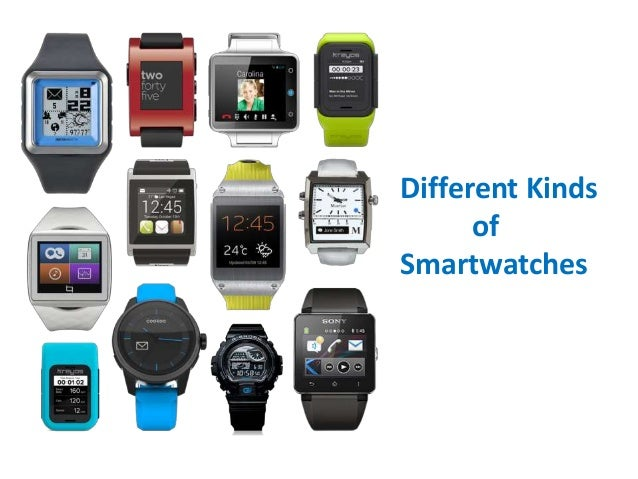 Smartwatches 2014: An Interim Conclusion in the Video