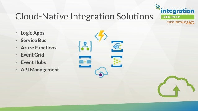 Different monitoring options for cloud native integration