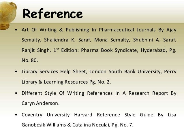 different styles of writing a research paper