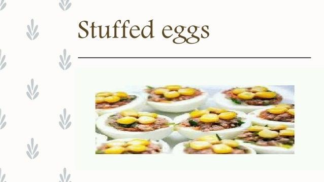Stuffing eggs in anus