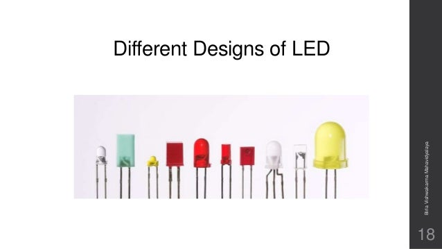 different type of lamps
