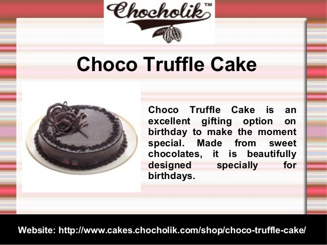Different Types Of Birthday Cakes