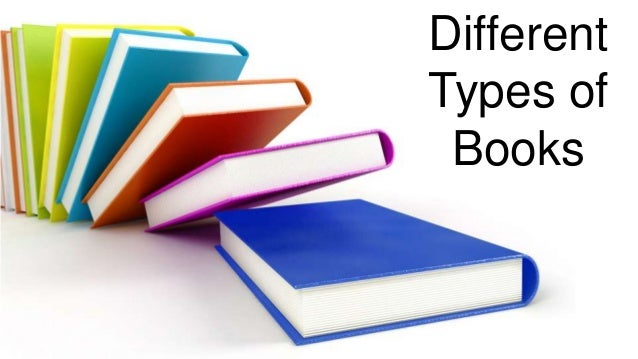Different Types of Books