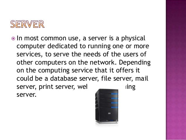 different type of computer systems System analyst develops different types of information systems to meet variety of business needs there is a class of system collectively known as computer based information system they can be classified as.