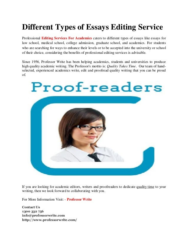 Paper editing services
