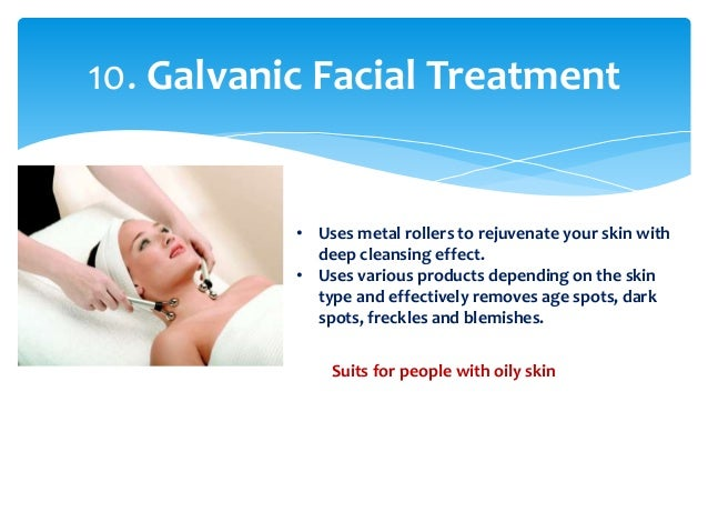 Different Types of Facials for Skin Rejuvenation