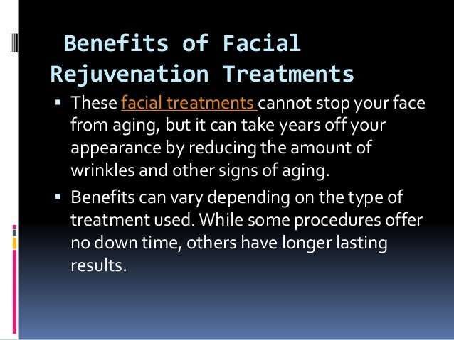 Enjoyable Different Types Of Facials For Skin Rejuvenation Hairstyle Inspiration Daily Dogsangcom