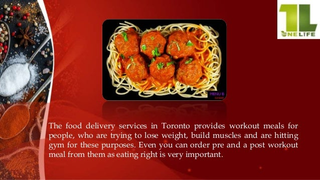 Different types of food delivery services provided for the benefits o 3 the food delivery services in toronto forumfinder Images