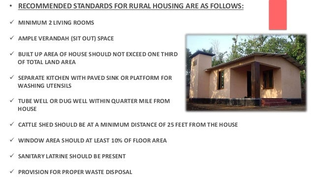 Different Types Of Housing And Housing Standards