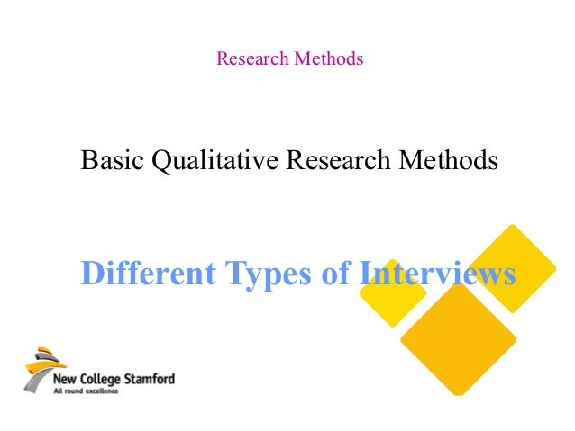 the use of various research methods Executive summary this guide to using qualitative research methodology is designed to help you think about all the steps you need to take to ensure that you produce a.