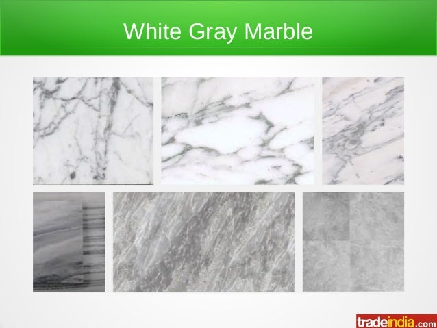 Different Types Of White Marble : Different types of marbles