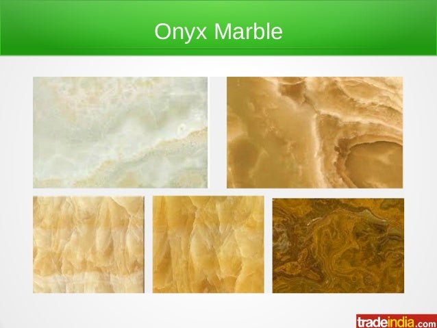 Types Of Onyx : Different types of marbles
