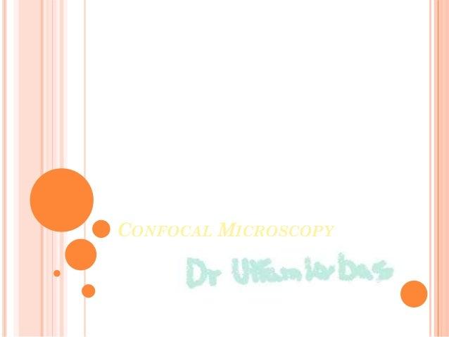 RECENT ADVANCES IN MICROSCOPY