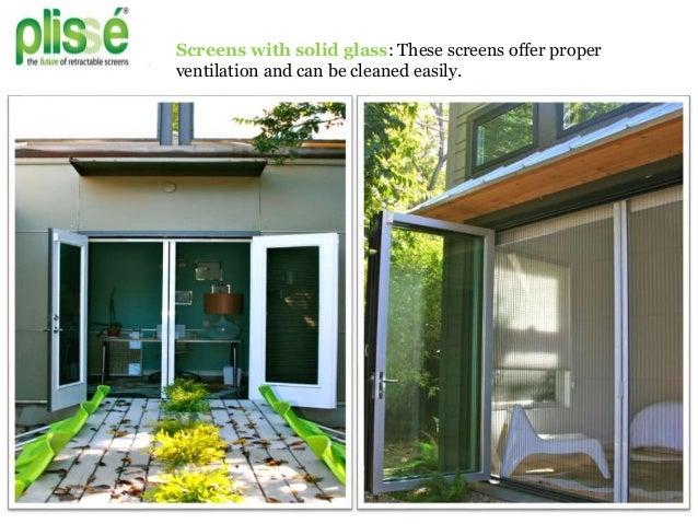 Different types of patio door screen for Different types of patio doors