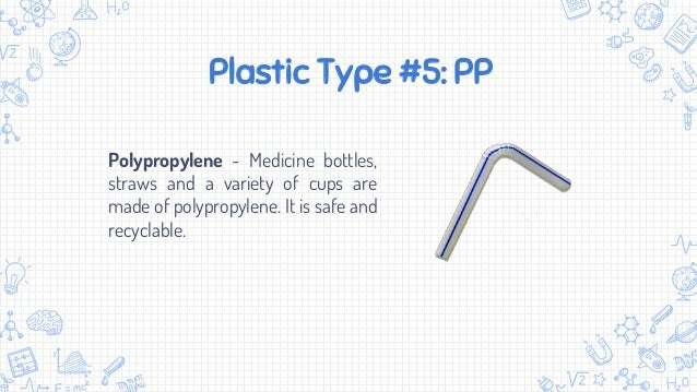 Different Types of Plastic