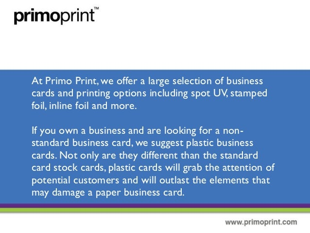 The different types of plastic business cards select from a variety of plastic cards 2 colourmoves