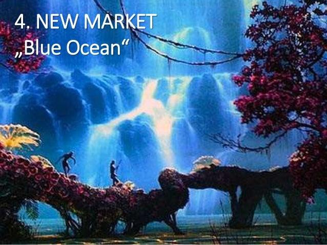 "4. NEW MARKET ""Blue Ocean"""