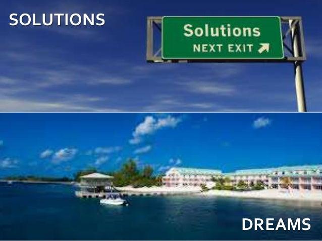 DREAMS SOLUTIONS