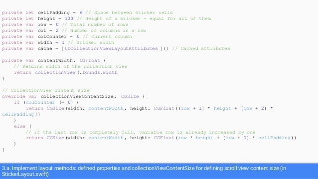 Swift Uicollectionview Custom Cell