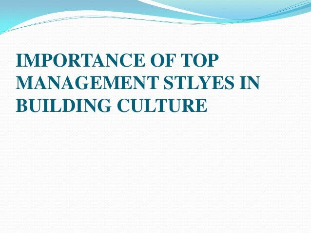 the importance of leadership styles and employee management for organizations Many managers or sme owners undervalue the importance of the style of leadership they practice on their team they even falsely leadership style affects organizational climate, the way managers motivates their employees, make decisions, encourage initiatives and handle the crisis on the other hand.