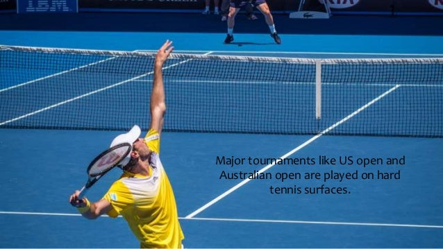 Different Types Of Tennis Courts How It Affects Player S Game