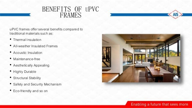 Different Types Of Upvc Frames